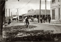 Boys on Bikes, Cont'd.