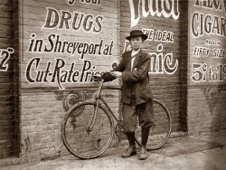 Howard the Delivery Boy: 1913