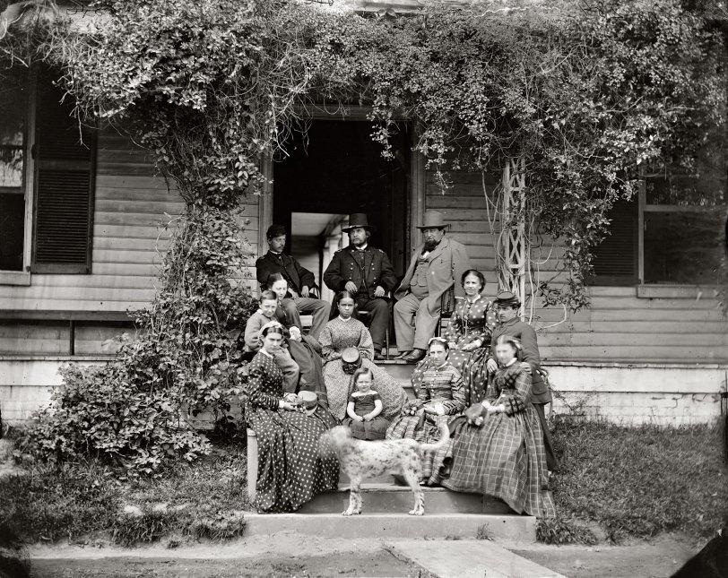 Rufus Ingalls: 1865
