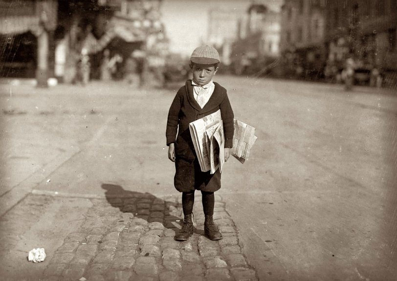 Shortchanger: 1915