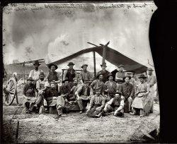 1st Division Mechanics: 1864