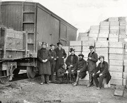 The Great Emancipators: 1863