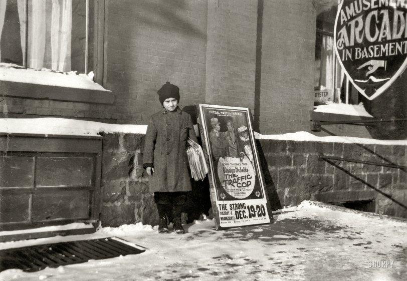 Morris Levine: 1916