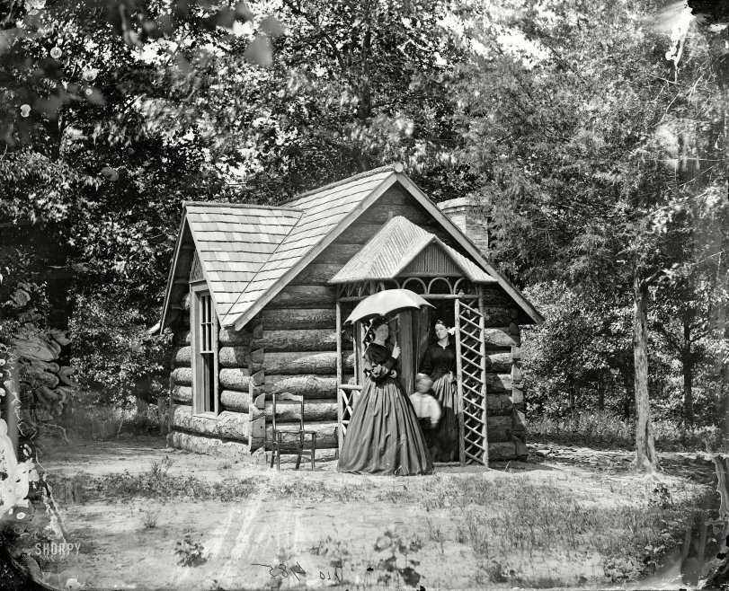 The Colonel's Cottage: 1865