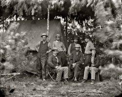 Telegraph Corps: 1864