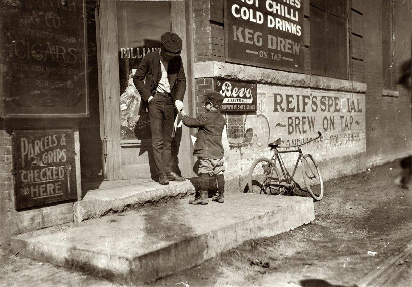 Bevo 10 Cents: 1917