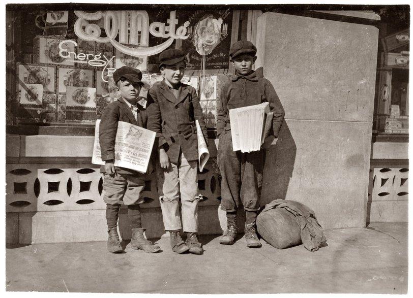 Onem, Jack and Jesse: 1917