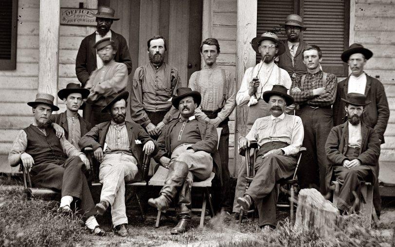 Motley Crew: 1864