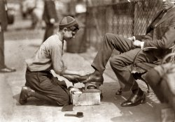 Tony the Bootblack: 1924