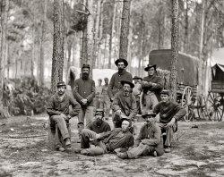 Company B: 1864