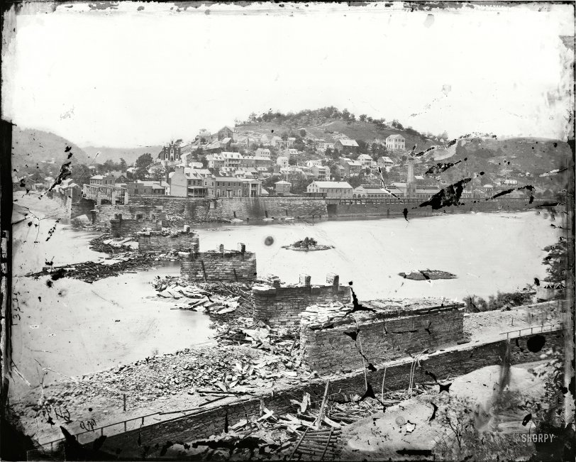 Harpers Ferry: 1862
