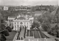 The White House: 1914
