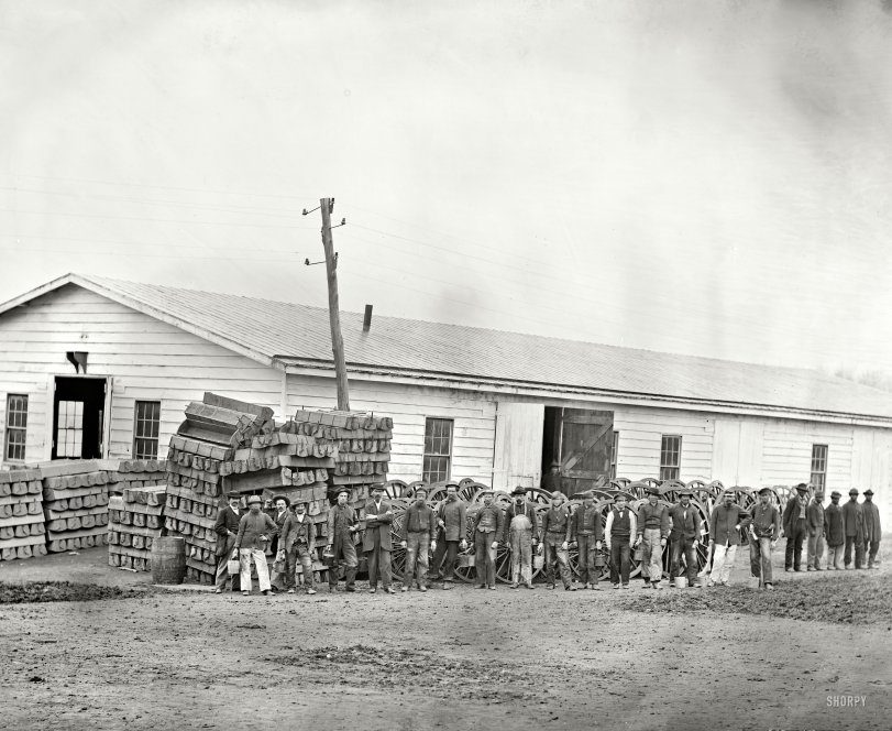 Paint Your Wagon: 1865