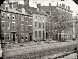 Fifteenth and F: 1865
