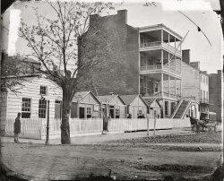 Sanitary Lodge: 1865