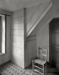 Quiet Corner: 1933