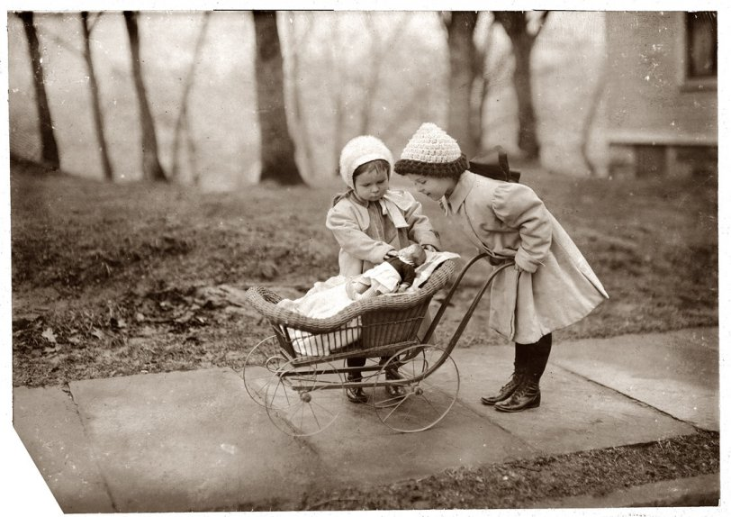 Campbell Kids: 1912
