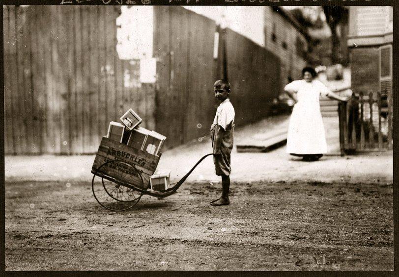 Tenement Homeworker: 1912