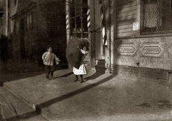 Spruce Street: 1912