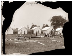 Newsboy Camp: 1910