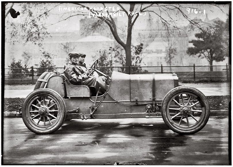 American Roadster: 1909
