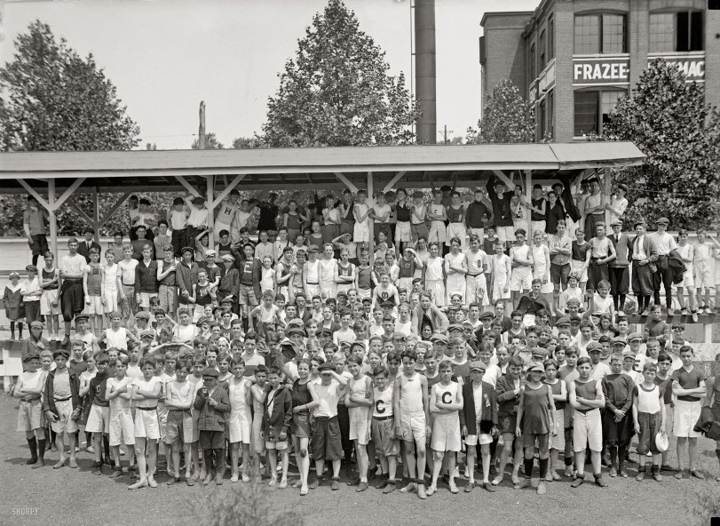 American Boy: 1914
