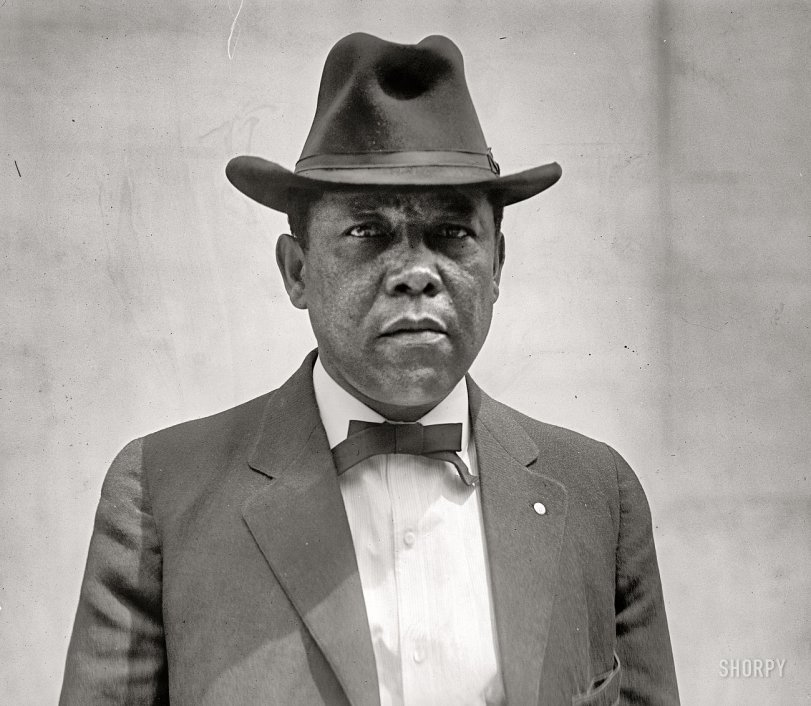Henry Lincoln Johnson: 1914