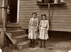 Lacy and Savannah: 1908