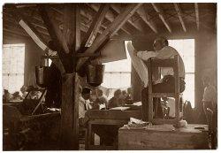 Cigar Factory Reader: 1909