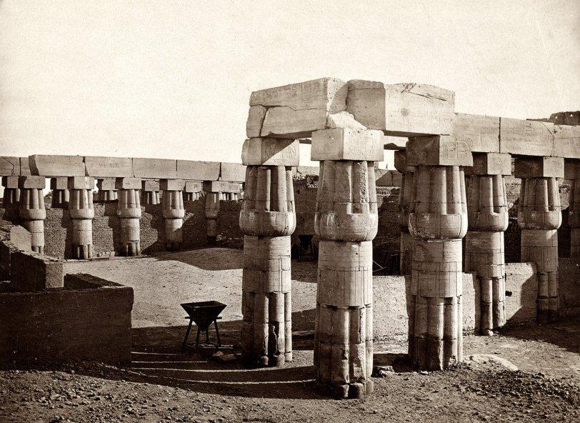 Luxor: 1858