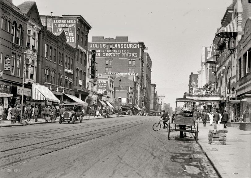 Ninth Street: 1915