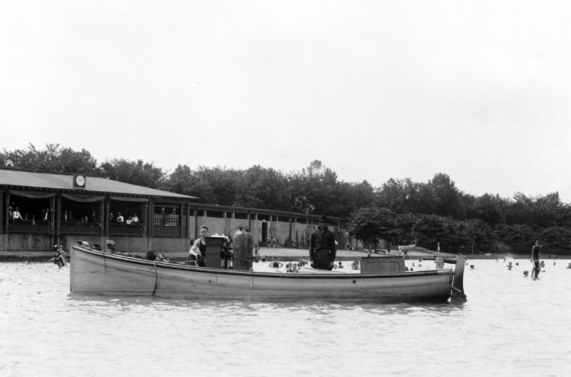 Chloro Boat: 1921