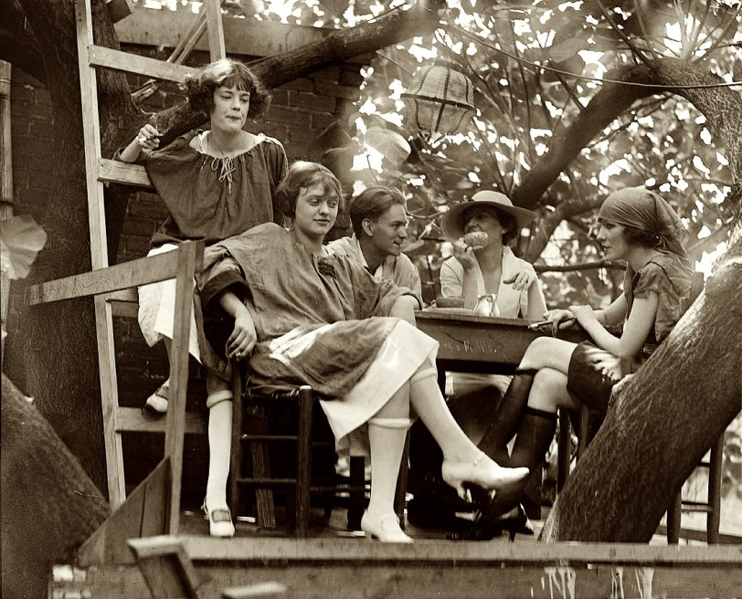 Krazy Kat Klub: 1921