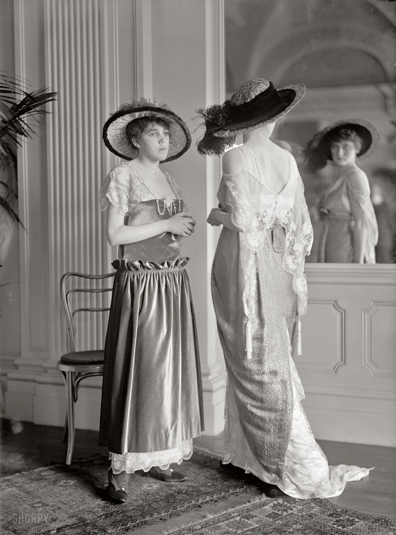 Supermodels: 1914