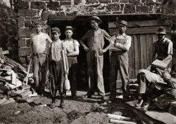 Pittman Handle Factory: 1913