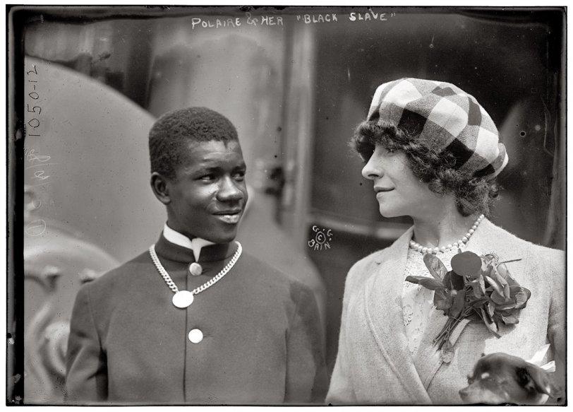 Bonjour, My Pet: 1910