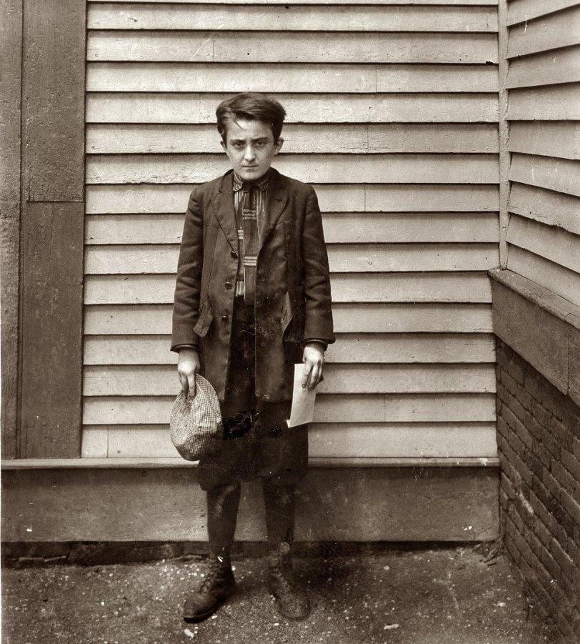 Louis Pelissier: 1916