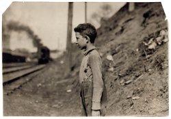 Bakery Boy: 1917