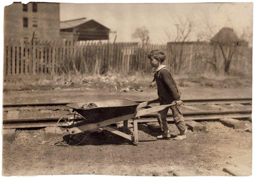 Swipin' Coal: 1917