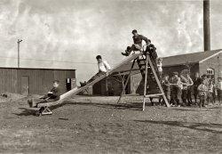 Blind Slide: 1917