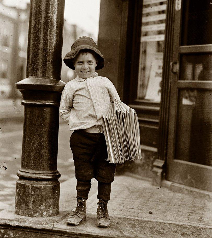 Little Fattie: 1910