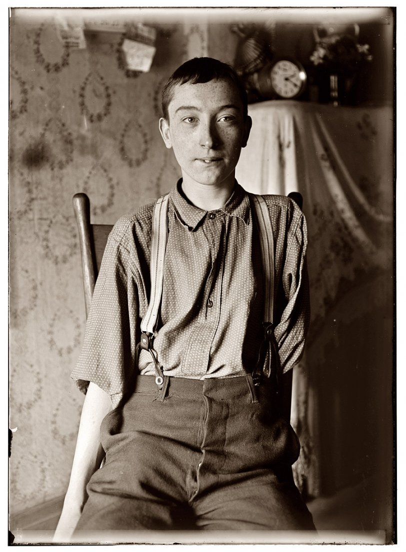Harry McShane: 1908