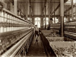 Lancaster Mills: 1908