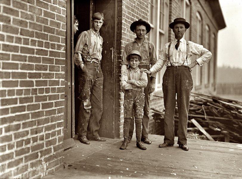 Payne Mill: 1909