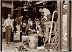 Cumberland Glass Works: 1909