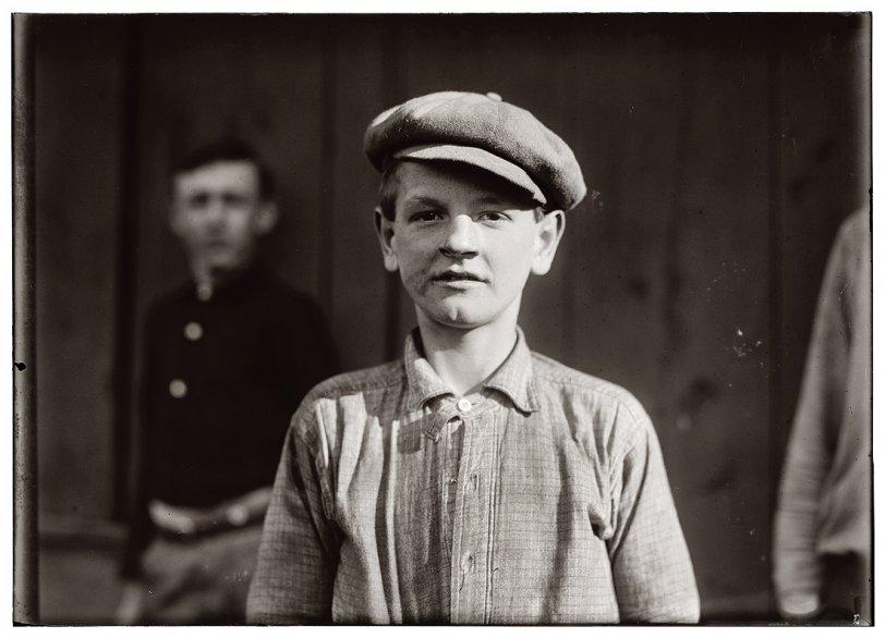 Glass Boy: 1909