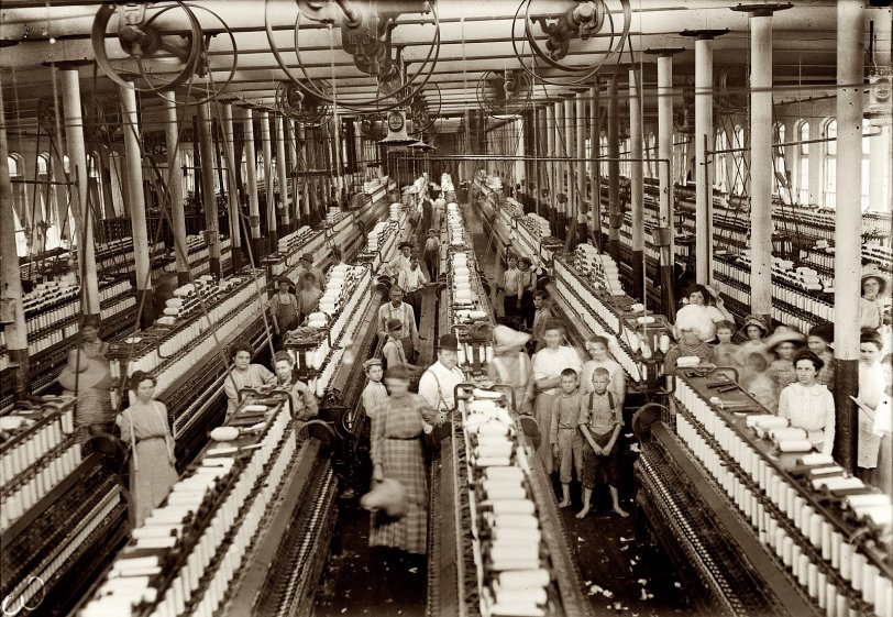 The Spinning Room: 1911