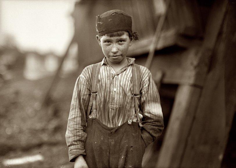 John Tidwell: 1910