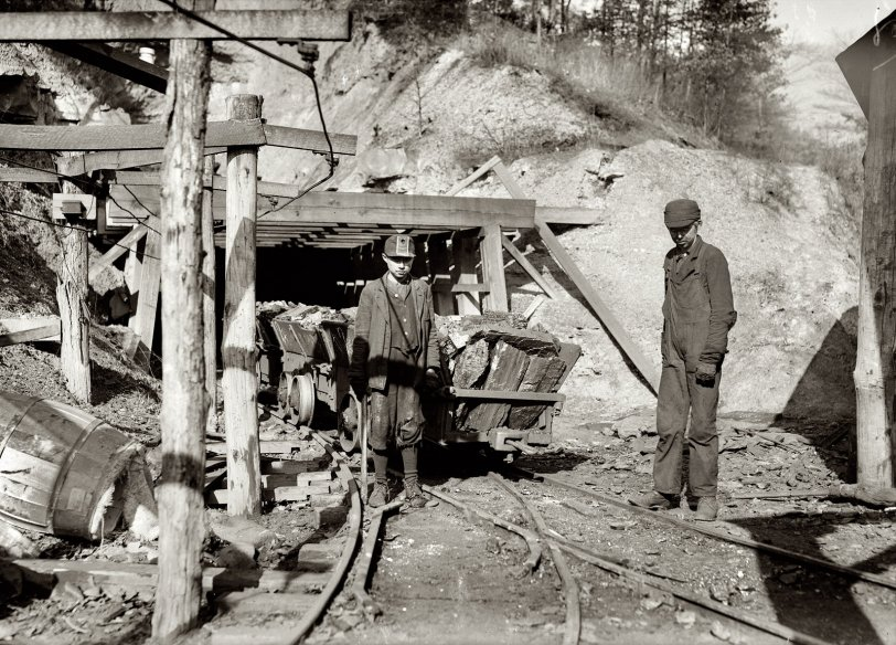 Coal Creek: 1910
