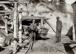 Coal Creek: 1910